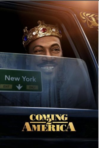 "Inspired by the 1988 classic ""Coming to America 2,"" directed by Craig Brewer, details the aftermath since the first movie first came out more than 30 years ago. (Photo via Paramount Pictures)"