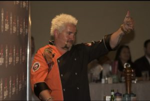 Guy Fieri is a known celebrity on the cooking scene and attended ARC briefly. He was also a part of the culinary program while attending ARC. In 2015, he helped expand the college's culinary arts building. (File Photo)