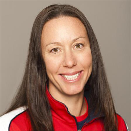 Heather Moody, coach of American River College