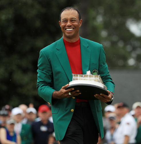 Tiger Woods' impact goes far beyond the golf community
