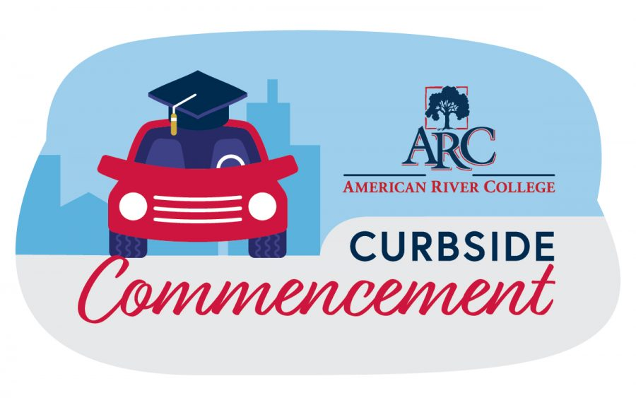 American River College will host a drive-thru curbside commencement ceremony for 2020 and 2021 graduates on May 19 from 1 p.m. to 6 p.m. (Photo via ARC's website)