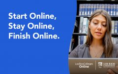 Los Rios offers 100% online degrees