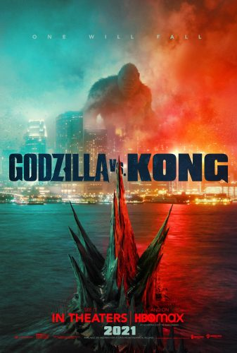 One of the most entertaining movies released to theatres this year, Godzilla vs. Kong gives you everything you want out of a monster bash. (Photo courtesy of IMDB)