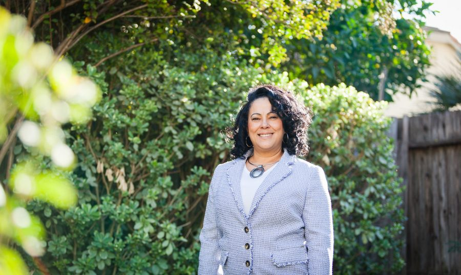 New American River College President Melanie Dixon inherited the position during a difficult time, but says she is excited to get started, and ready to bring the college community back together soon. (Photo courtesy of Melanie Dixon)