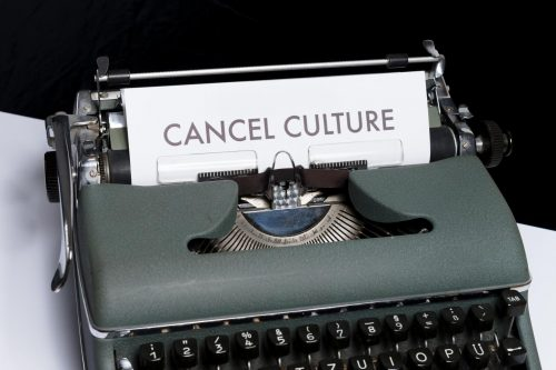 The cancellation of older topics and ideas are a common occurrence in today's world. This is commonly known as cancel culture. (Photo via Unsplash)