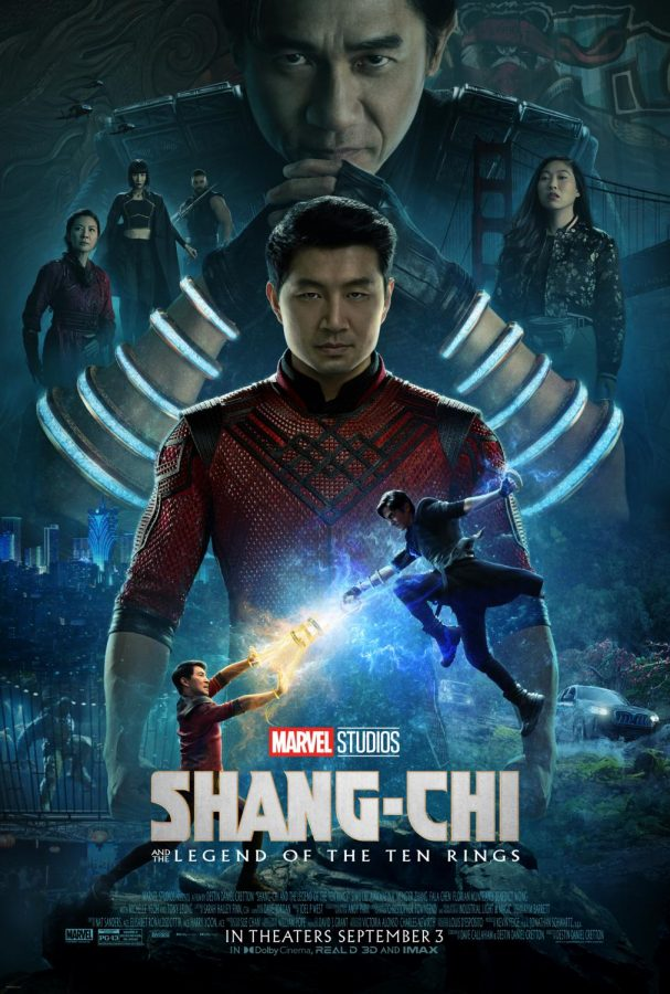 """One of the most entertaining superhero movies released this year, """"Shang-Chi and the Legend of the Ten Rings"""" brings Marvel fans an adventurous and action packed story of beloved Marvel comic character the Master of Kung Fu, Shang-Chi. (Photo courtesy of Marvel Studios)"""
