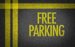 LRCCD offers students free parking