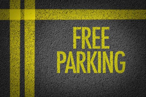 The Los Rios Community College District offers free parking for students who attend any LRCCD college campus in the fall  semester of 2021 and the spring semester of 2022. (Photo via iStock)