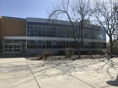 Gabe Ross, the Los Rios Community College District vice chancellor of communications, says the district hopes to open up campuses in the spring semester of 2022, even with the evolving health conditions. (File Photo)